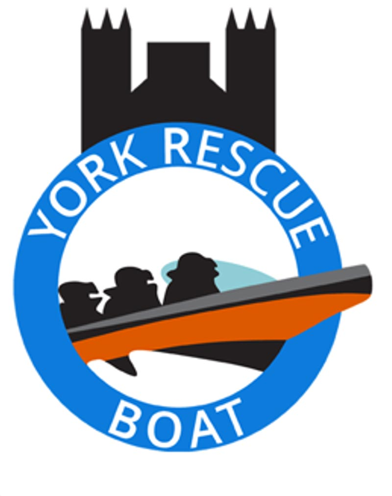 York Rescue Boat logo